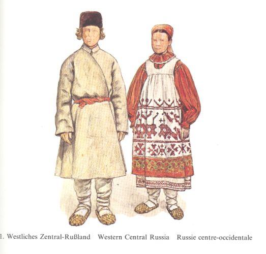 Westelijk Centraal-Rusland