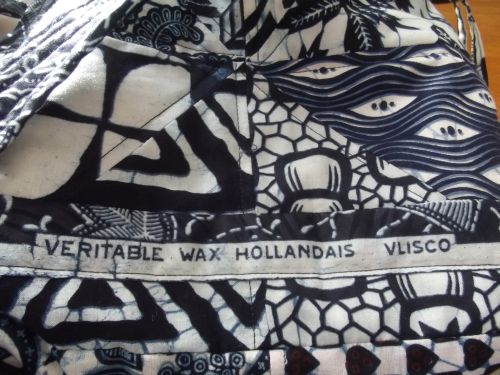veritable wax hollandais Vlisco